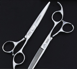 Wholesale Hair Scissors Toni - JP440C Hair Cutting Scissor 5.5 Inch 6.0 Inch Toni&guy Japanese Professional Barber Salon Shears Stylist Thinning Kit