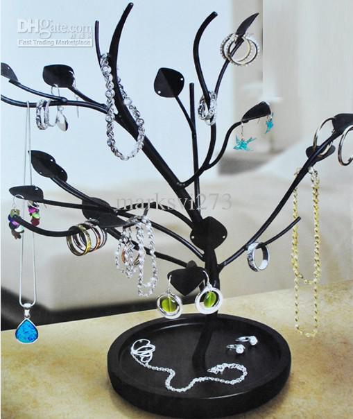 2019 Tree Jewelry Display Stand Birthday Gift Christmas Decorations