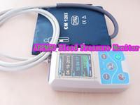 Wholesale Abpm Blood Pressure - CONTEC NIBP Monitor Ambulatory Blood Pressure Monitor Holter ABPM with 3 Cuff+TLC5000+new version compatible cables