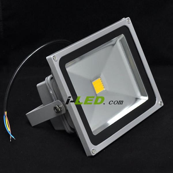6p / lotto 10W 20W 30W 50W 70W 100w AC85-265V Impermeabile IP65 LED ad alta potenza Proiettore Bianco freddo Caldo bianco LED Luce di inondazione