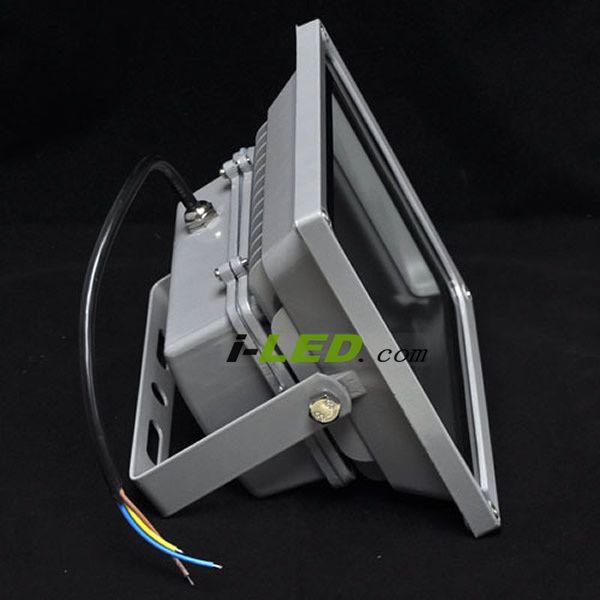 6p / 10W 20W 30W 50W 70W 100w AC85-265V Étanche IP65 Puissance élevée LED Projecteur Blanc froid Warm White LED Projecteur