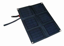 Solar panel wattS online shopping - 18 Watt Folding Solar Panel with Amp Controller V Car Boat Yacht Jetski Battery Charger Phone Laptop Charger