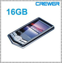 Wholesale Mp4 Music Player 16gb - Wholesale - 16GB MP4 Player 1.8 inch display multi-language music player made in China