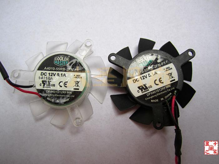 GeForce GT610 GT620 Grafische kaart Fan Cooler Coolermaster DF0401012RFMN