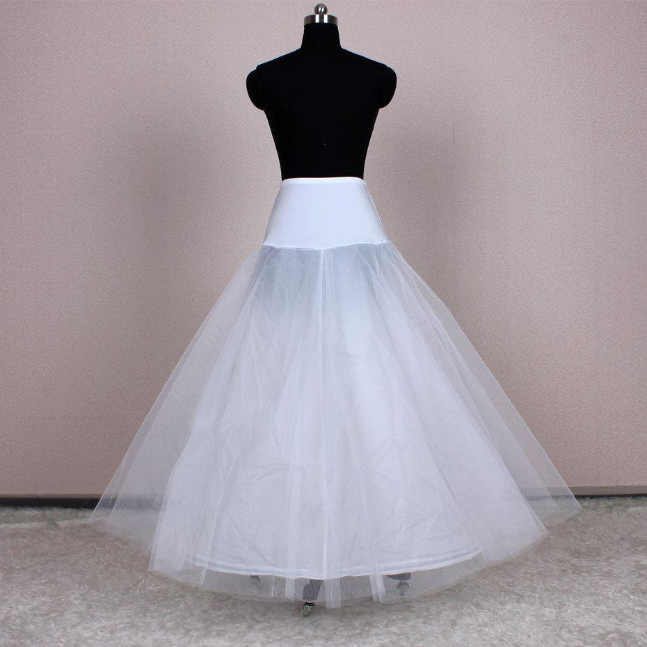 Big Discount!!2013 Hot Sale Ball Gown White Ivory New Style Peticoats
