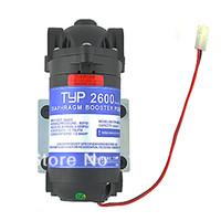 24v насосы для воды оптовых-Давление системы обратного Осмоза увеличения насоса подкачки 2600NH воды RO 24V 100gpd