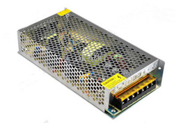 Wholesale Switched Power Supply - 12V 15A 180W Switch Power Supply Driver For 5050 5630 SMD LED Strip Light Led Modules Display 220V 110V,cheap!! H388