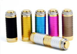 Wholesale Sentinel Mechanical - Newest Stainless S1000 Full Sentinel Mechanical Mod Kit Battery 2000mah and 900mah Compatible with all ego, CE, 510 atomizers ,20PCS