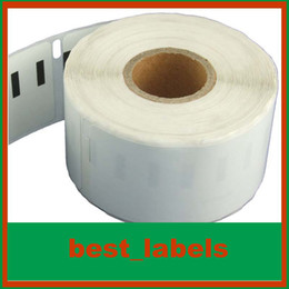 Wholesale Wholesale Dymo Labels - 100 rolls X Dymo Compatible Labels 99012, 89x36mm, 260 labels per roll(Dymo Labels)