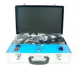 Cuerpo de vibración que adelgaza la máquina online-Promoción de Navidad Boxy Type g5 masaje vibración máquina parte del cuerpo adelgazante vientre delgado dispositivo belleza máquina M-A868B