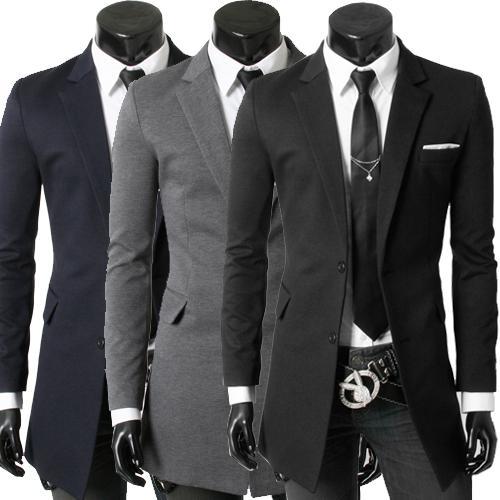 Cheap Men Blazer Suit Business Suit Jackets Ious Two Grain Of ...
