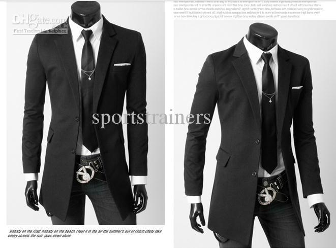 Long Suit Jacket Mens | My Dress Tip
