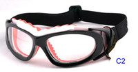 Wholesale Prescription Protective Goggles - 10pcs bs1017 lucky birdz New prescription basketball football soccer glasses sport goggles wind eyewear protective eyeglasses