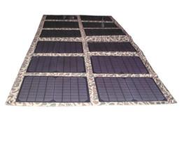 Chinese  120Watt Monocrystalline Folding Solar Panel Kit for 12V Car Boat Battery Solar Powered Charger for Laptop Computer manufacturers
