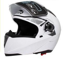 Wholesale Ece Motorcycle Full Face Helmet - ECE Helmets JIEKAI 105 undrape face helmet Full Face helmet Motorcycle Helmet motorbike helmet motocross helmet MOTO Racing Helmets of ABS