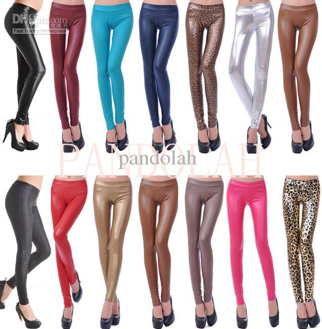 Best faux leather leggings 2014