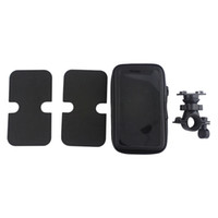 Sac de support de bâti de bicyclette imperméable à l'eau pour l'iphone 4 4gs Iphone 5 5s galaxie s3 mini i8190 galaxie s4 mini i9190 galaxie 5 MINI 100