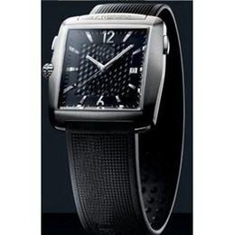 Wholesale Men Quartz Fashion Wrist - new gift black wrist watches men watch luxury watches wristwatch Quartz mens watches Stainless steel Men's Watches