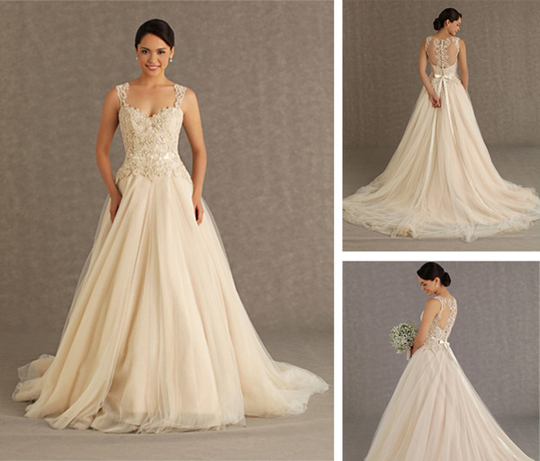 Veluz Reyes Wedding Gown: Discount Veluz Reyes 2013 Wedding Dress Tulle Bottom Lace