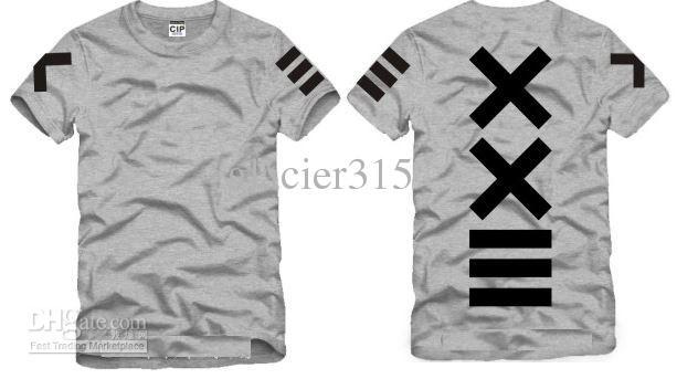 Historia de Shanghai Nueva venta de moda PYREX VISIÓN 23 camiseta XXIII camisetas impresas camiseta HBA nueva camiseta de moda camiseta 100% algodón