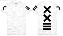 Wholesale Pyrex Kanye - Free shipping high quality summer tee kids t shirt Kanye pyrex t-shirt XX== print tshirts HBA tee shirt 100% cotton 6 color