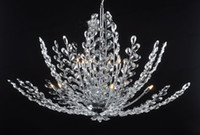 Wholesale Modern Italian Living Rooms - Spectacular French-Italian Led Crystal Chandelier, Crystal tree Shape,Stunnig ! Guaranteed100%+Free shipping MYY5508