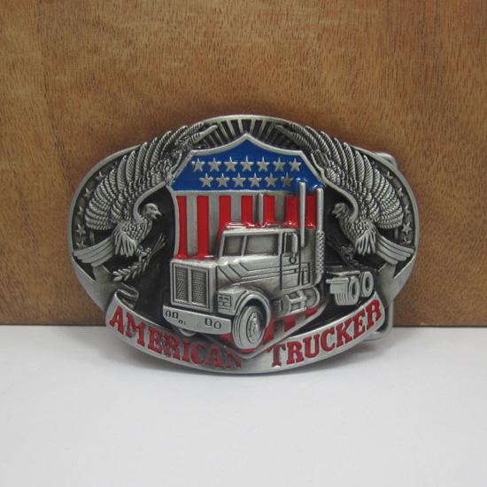BuckleHome camion ceinture véhicule boucle de ceinture avec étain plating FP-02848-1 livraison gratuite
