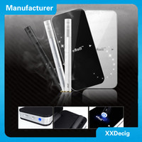 Wholesale Eroll Cigarettes - free shipping eRoll electric cigarette 1000mAh Lithium PCC with Joyetech Logo only PCC