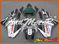 Wholesale Triumph Race Fairing - Addmotor Injection Mold Fairing For Triumph Daytona 675 2006 2007 2008 06 07 08 Racing Black White Green T6739+5 Free Gifts