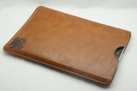 Wholesale Leather Case Sanei - MOQ 30PCS Android Robot Leather Case bag Sleeve For 7 inch 8 inch 9 inch 9.7 inch iPad 10 inch Samsung Ainol Sanei Ampe Cube Tablet PC