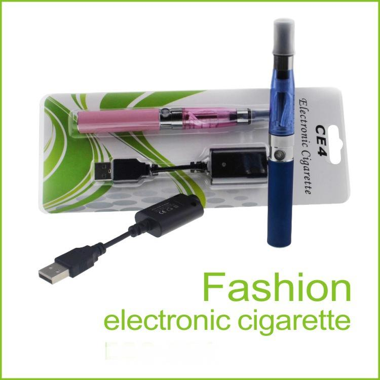Ego-T CE4 E Cigarettes Kit Blister Kits CE4 Atomizer Clearomizer 650mah/900mah/1100mah Battery Ego T Battery