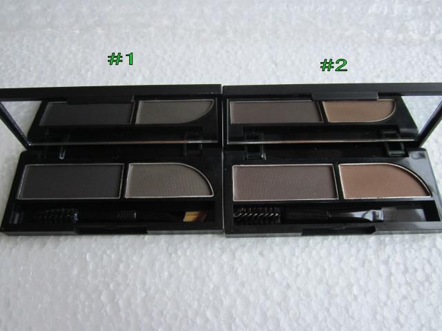 Hot Sale Make-up Brow Sha Derfard Poudre Giet Les Sourcils 3G 2 kleuren 2 stks