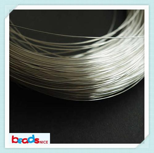 18 Gauge Silver Wire   2019 Beadsnice 18 Gauge Silver Round Wire Sterling Wire Bulk For