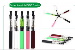 Wholesale E Cig B - High quality Blister EGO CE4 B Atomizer Clearomizer Electronic Cigarette E Cig Blister Pack 650mah 900mah 1100mah Battery