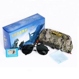 Wholesale Free Aviator Sunglasses - Hot Brand War Aviator Polarized Sunglasses Goggle Driving Hiking Tactical Eyewear Eye Protection Free Shipping