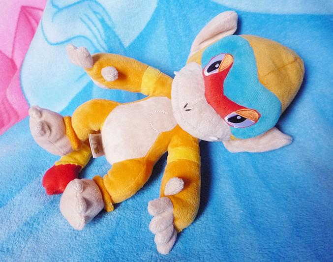 Retail Japanese Anime Cartoon Monferno Plush Toy Plush