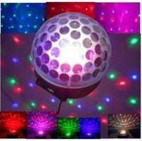 Wholesale Magic Ball Dmx - NEW Arrival LED Crystal Ball Magic LED Effect Light DMX DJ Stage Lighting 1pcs free shipping