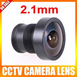 Wholesale Degree Fish Eye Lens - MTV-2.1mm 150 Degree CCTV Lens Fish Eye Wide Angle M12 LENS For CCTV Camera
