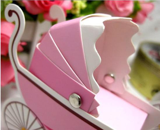 Unique Baby Car Sweetbox Nueva Boda Candy Favors Novedad Boda titulares del paquete Caramelo de boda Para cumpleaños o Fiesta temática mejor caliente