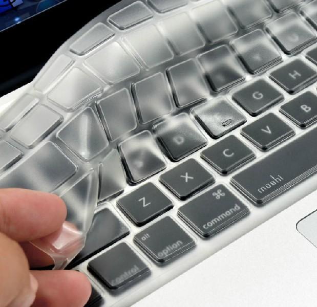 TPU Kristal Klavye Cilt Koruyucu Kılıf Kapak Ultrathin Temizle Şeffaf MacBook Hava Pro Retina Için Sihirli BT 11 13 15 Su Geçirmez ABD AB