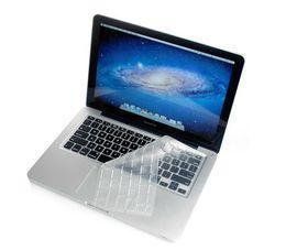 TPU Crystal Guard Keyboard Custodia protettiva per la pelle Ultrasottile Trasparente Pellicola trasparente MacBook Air Pro Retina Magic Bluetooth 11 13 15 Impermeabile in Offerta