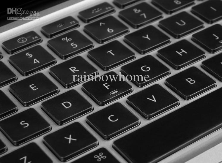 TPU Kristal Guard Klavye Cilt Koruyucu Kılıf Ultrathin Temizle Şeffaf Film MacBook Hava Pro Retina Sihirli Bluetooth 11 13 15 Su Geçirmez