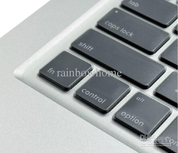TPU Crystal Keyboard Skin Protector Case Cover Ultrathin Clear Transparent For MacBook Air Pro Retina Magic BT 11 13 15 Waterproof US EU