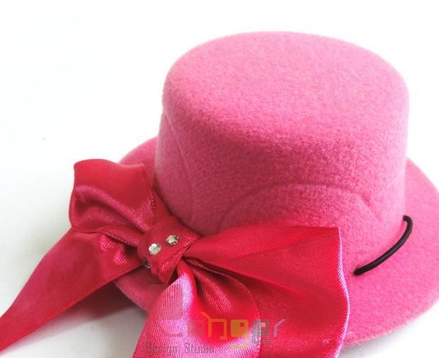 Des freien Verschiffenhaustierhundepuppy-modernen Partei tragenden Farben der Hutkappe sechs für wählen 13CM /