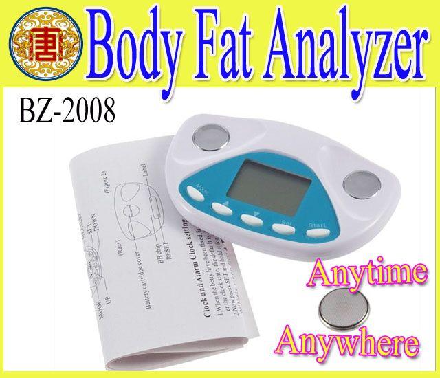 body fat analysis calculator