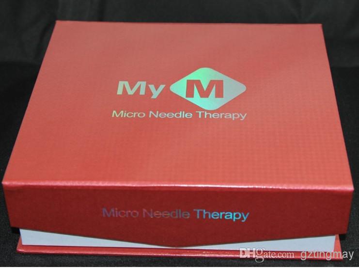 Bester Preis Heißer Verkauf Elektrische Derma Stempel MYM Derma Pen Micro Nadel Roller Schönheit Ausrüstung - gztingmay