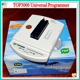 Wholesale Top Programmer Usb - Wholesle-NEW TOP TOP3000 USB Universal Programmer MCU and EPROMs programming Tool