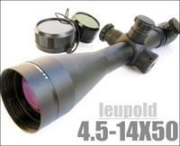 ingrosso campo di illuminazione mil dot-Cannocchiale illuminato Leupold 4,5 -14x50 Mk 4-punti illuminato