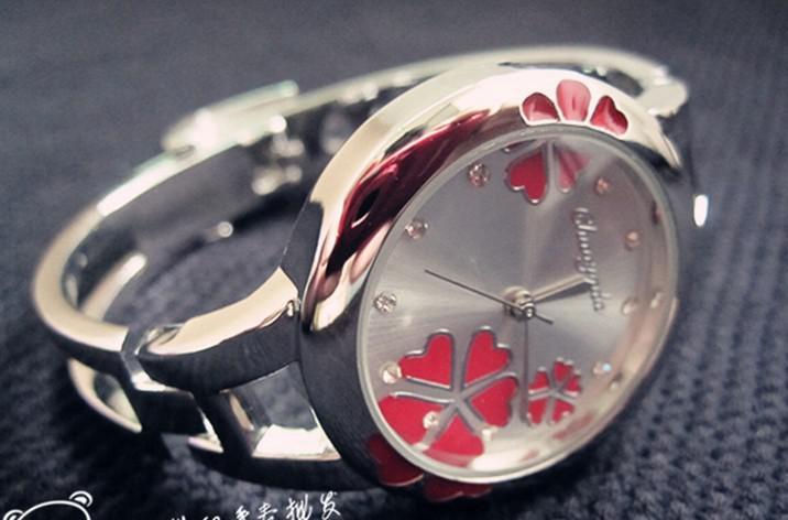 0f6bcf4c1da mulheres senhoras relógios esqueleto desenhista senhoras bracelete de  diamantes assistir à prova d água rotativo quartzo desconto barato comprar  relógios ...