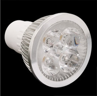 High Power CREE 12W 4x3W Dimmable GU10 MR16 E27 E14 Led Light Lamp Spot ampoule CE RoHs